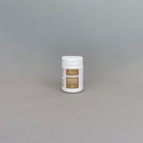Die Reinigungstabletten Barista von Salina dienen der optimalen Reinigung Ihrer Kaffeemaschine.