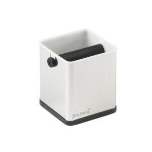 Der Abschlagbehälter von JoeFrex ist das perfekte Zubehör zu Ihrer Siebträgermaschine.