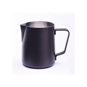 Das JoeFrex Milchkännchen in schwarz ist modern und edel.