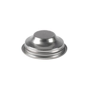 Das Sieb von Salina mit einem Durchmesser von 58mm lässt sich perfekt auf Ihr Griffset setzen.