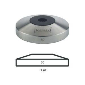Das Tamper Unterteil mit dem Durchmesser 50 mm von JoeFrex ist kompatibel mit allen Tampern.