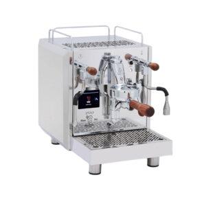 Die Bezzera Matrix DUO PM Kaffeemaschine ist ein Dualboiler mit perfekter Temperaturstabilität.