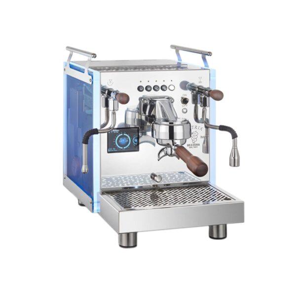 Die Bezzera Matrix DUO Top Kaffeemaschine ist ein Dualboiler mit perfekter Temperaturstabilität.