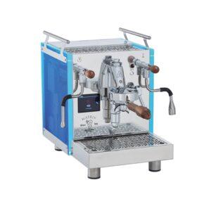 Die Bezzera Matrix Top PM Kaffeemaschine ist ein Dualboiler mit perfekter Temperaturstabilität.