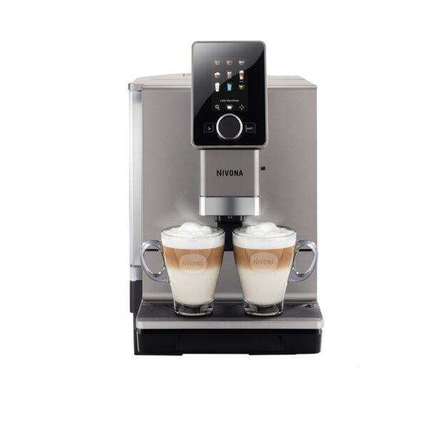 Die Nivona NICR 930 ist eine vollautomatisierte Kaffeemaschine und leicht zu handhaben.
